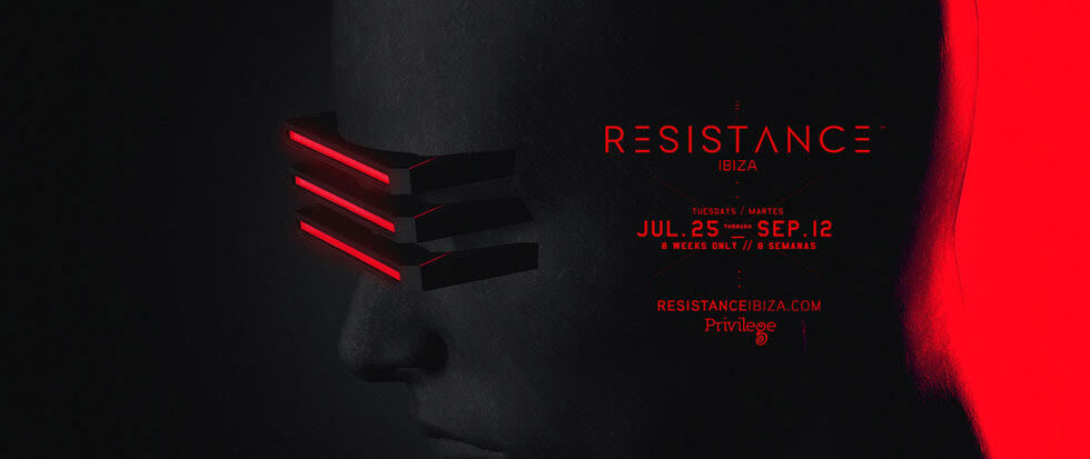 RESISTANCE Announces Eight-Week Debut Season at Privilege Ibzia