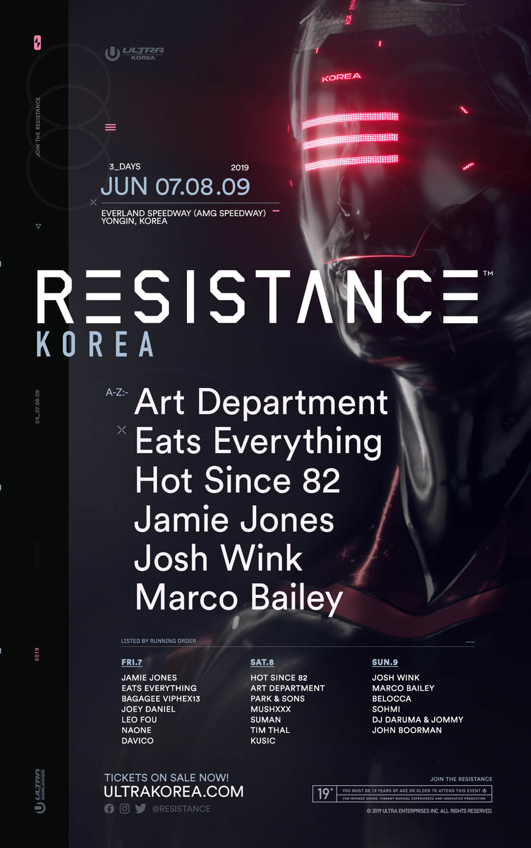 Korea 2019