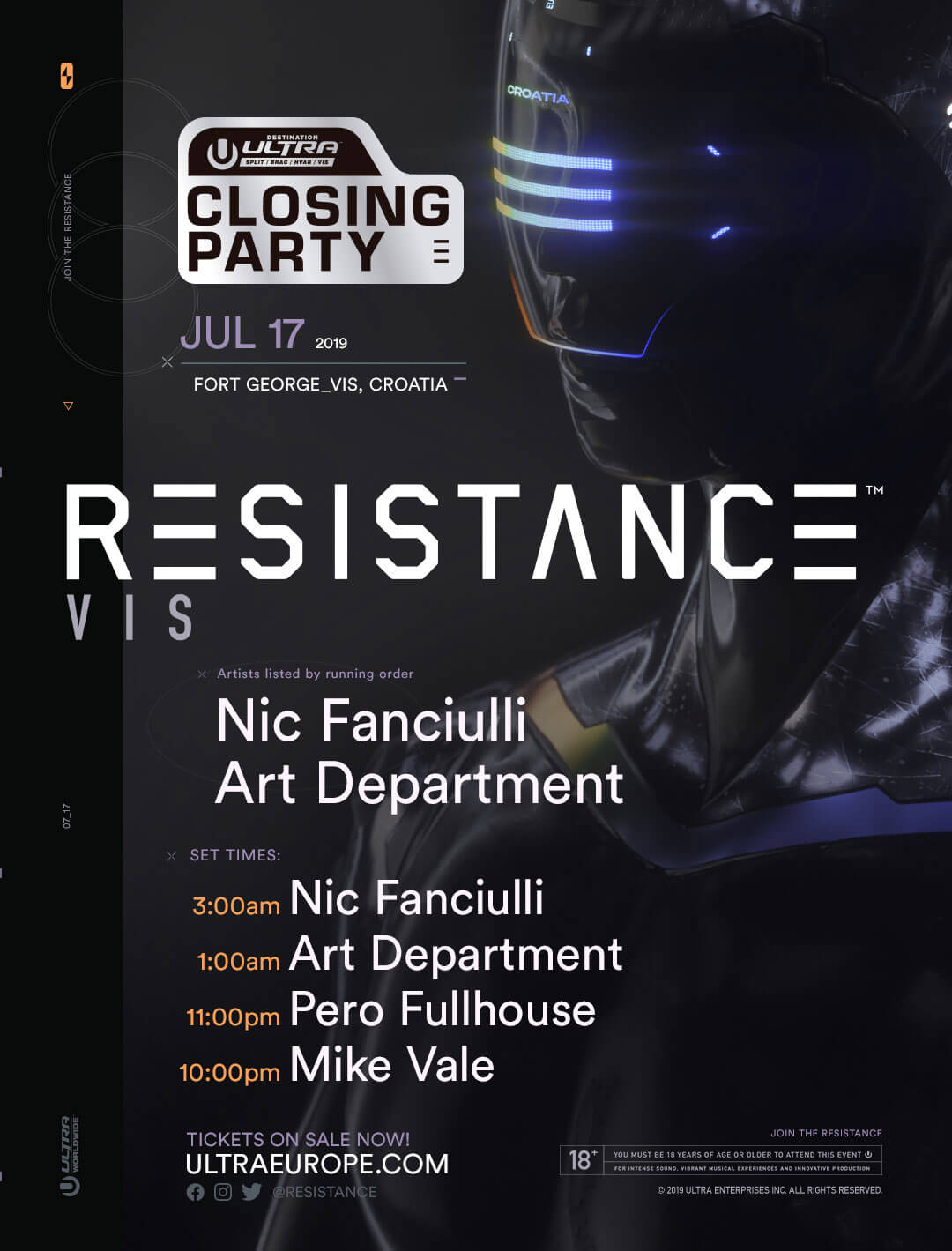 Vis 2019 (Destination Ultra Closing Party)